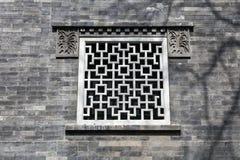 Orientaliskt fönster royaltyfri fotografi