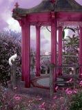 orientaliskt landskap 2 Arkivfoto
