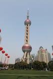 orientaliskt pärlemorfärg torn Royaltyfri Bild