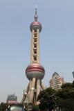 orientaliskt pärlemorfärg torn Royaltyfri Foto