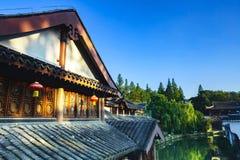 Orientalna architektura i krajobraz Zdjęcia Stock