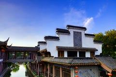 Orientalna architektura i krajobraz Fotografia Royalty Free