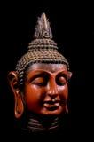 Orientalna Buddist statua Odizolowywająca Obraz Stock