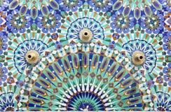 Orientalna mozaika Zdjęcie Stock