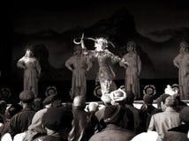 Orientalna tradycyjna dramat kultura Zdjęcia Stock