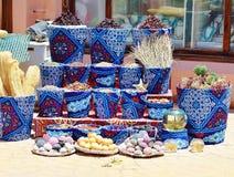 Orientalne pikantność i pamiątki Zdjęcia Royalty Free