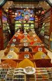 orientalne przyprawy Fotografia Stock
