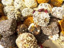 orientalni cukierki Zdjęcie Stock