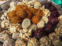 orientalni cukierki Obraz Stock