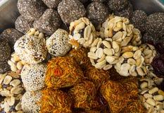 orientalni cukierki Obrazy Stock