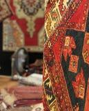 orientalni dywaniki Obrazy Royalty Free