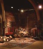 orientalni dywaniki Zdjęcia Stock