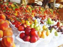 orientalny bazar Zdjęcie Stock