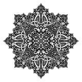 Orientalny dekoracyjny element Zdjęcia Royalty Free