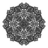 Orientalny dekoracyjny element Zdjęcie Royalty Free
