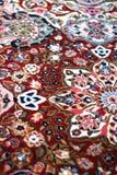 orientalny dywan Fotografia Royalty Free