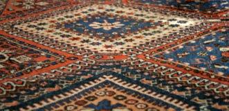orientalny dywan fotografia stock