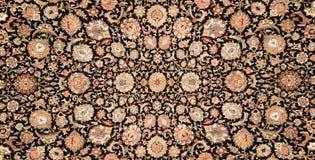 orientalny dywan Zdjęcia Royalty Free