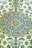 Orientalny dywanik - wzory Zdjęcie Royalty Free