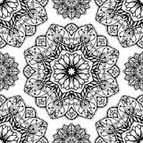 Orientalny elegancja ornament ilustracji