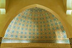 Orientalny hammam w Casablanca, Maroko Zdjęcie Royalty Free