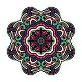 Orientalny mandala wektor zdjęcie stock