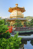 Orientalny Nan Liana ogród Obrazy Royalty Free