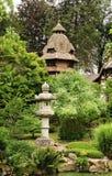 orientalny parc Obrazy Stock