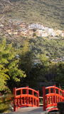 Orientalny parka de los angeles Malaga Obrazy Royalty Free