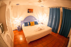 orientalny pokój hotelowy Fotografia Stock