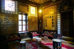 Orientalny salonu szczegół Obraz Royalty Free