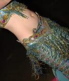 orientalny tancerzem. Fotografia Royalty Free