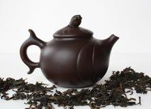 orientalny teapot Obrazy Royalty Free
