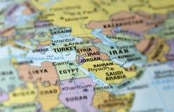 Oriente Medio Imágenes de archivo libres de regalías