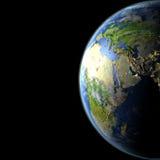 Oriente Medio de la órbita libre illustration