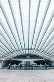 Oriente Train Station Stock Images