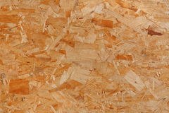 Oriented strand board background Stock Image