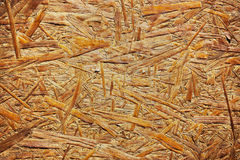 Oriented strand board Royalty Free Stock Photo