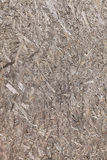 Oriented strand board Stock Images