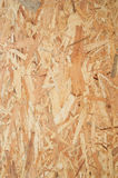 Oriented strand board - OSB Stock Image