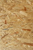 Oriented strand board osb background texture Royalty Free Stock Photography