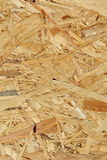 Oriented strand board osb background texture Royalty Free Stock Photos