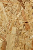 Oriented strand board & x28;osb& x29; background texture Royalty Free Stock Photos