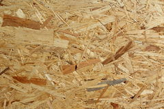 Oriented strand board osb background texture Royalty Free Stock Photo