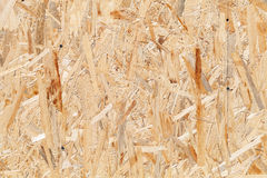 Oriented strand board OSB. Sterling board Stock Photos