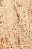 Oriented strand board OSB. Sterling board Royalty Free Stock Image