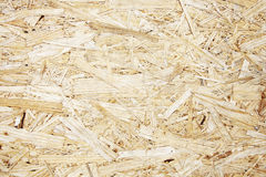 Oriented strand board, OSB texture Stock Image