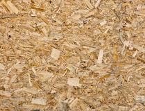 Oriented strand board (OSB) texture Stock Photography