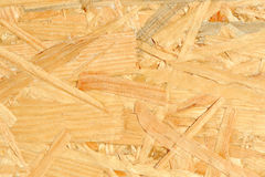 Oriented Strand Board Texture Stock Images