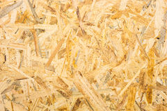 Oriented strand board (OSB) texture Stock Image